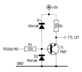 schakelaar met pnp transistor forum circuits online DC 5V Charger